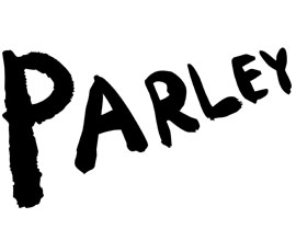 Parley for the Oceans logo - Greg Long