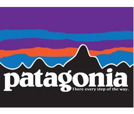 Patagonia logo - Greg Long