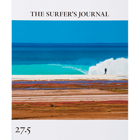 Greg Long - The Surfers Journal 27-5