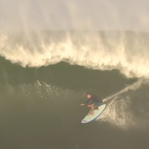 Greg Long at Puerto - 2018 Ride of the Year Entry - WSL Big Wave Awards