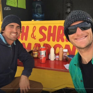 Podcast #14: 2X Big Wave World Champion - Greg Long